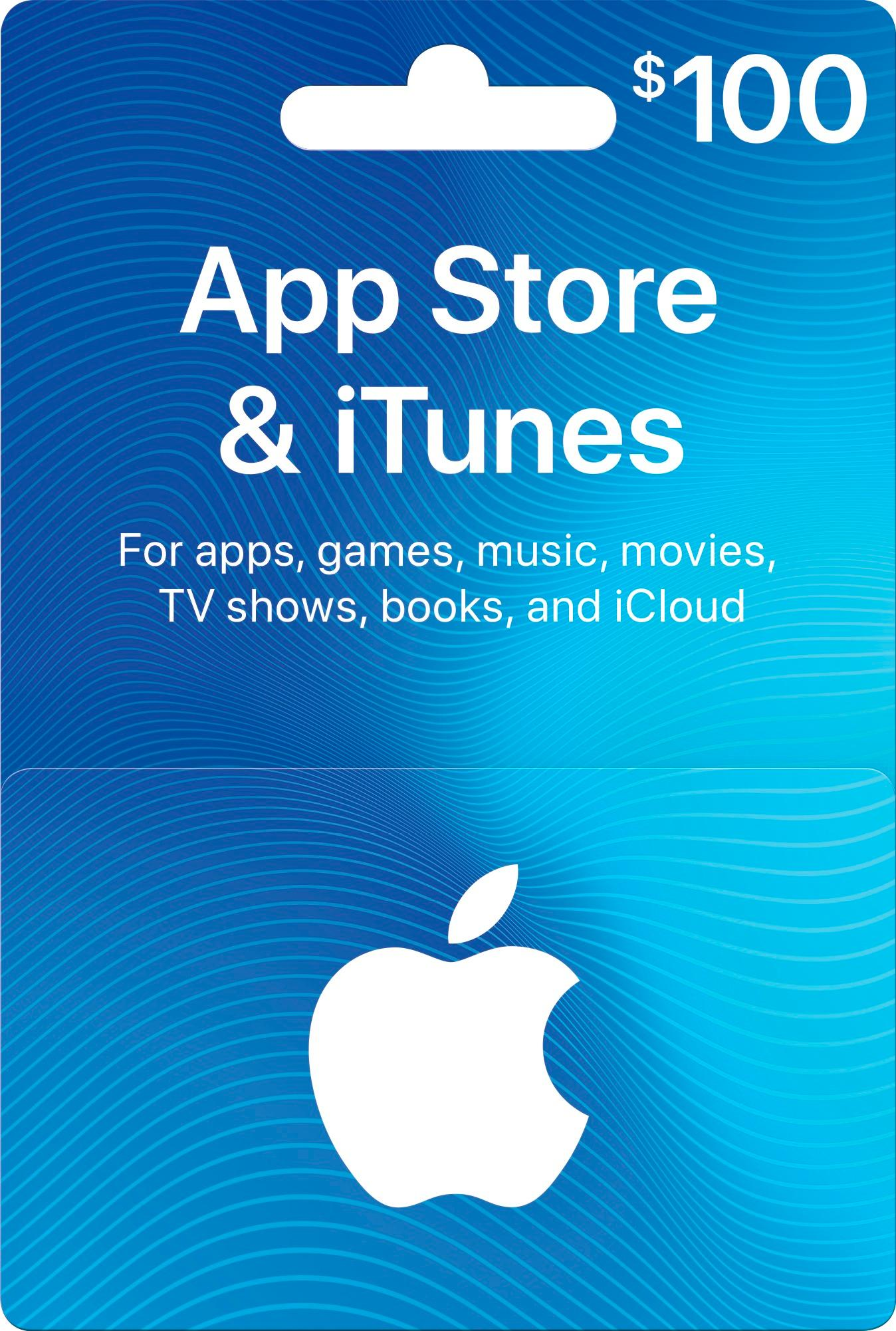 iTunes Gift Card $ 100 (USA)