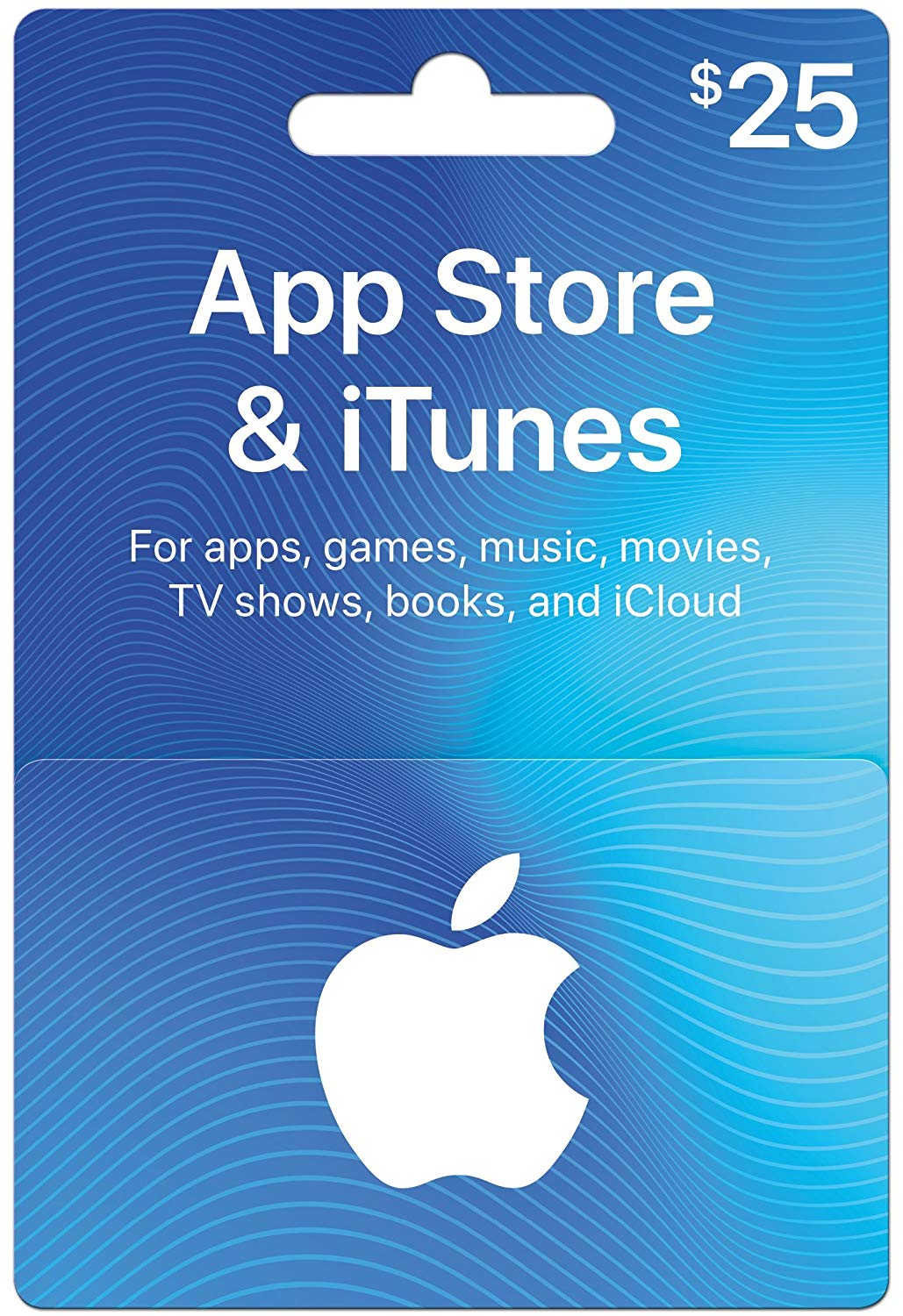 iTunes Gift Card $ 25 (USA) - фото